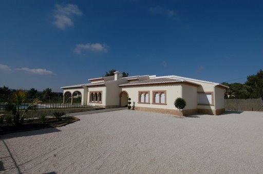  Villa, Javea