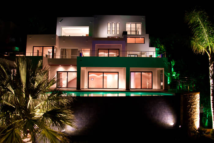 Design Villa in El Portet, Moraira