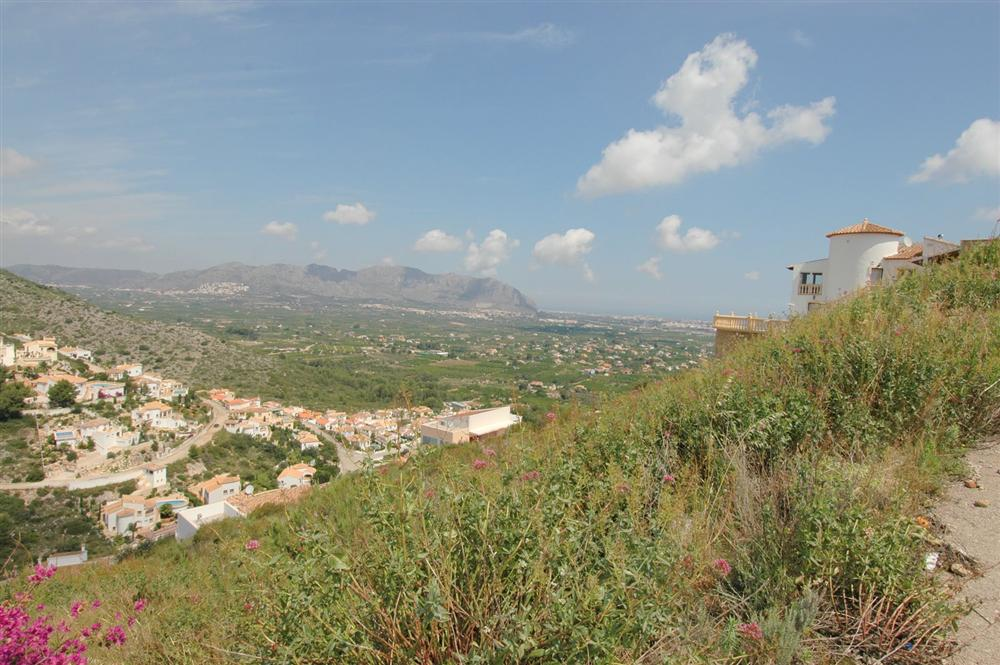 Plot for sale in Denia Region, Costa Blanca