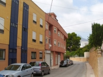 Apartment for rent Callosa D'en Sarria