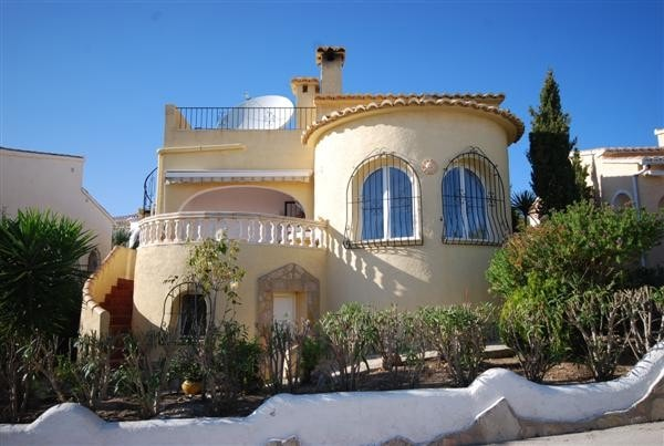Villa for rent Benitachell