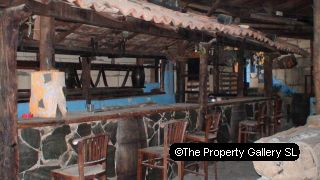 Restaurant For Sale in San Eugenio