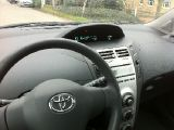 2007 TOYOTA YARIS 1.3 PETROL 3dr A/C (Left Hand Drive)