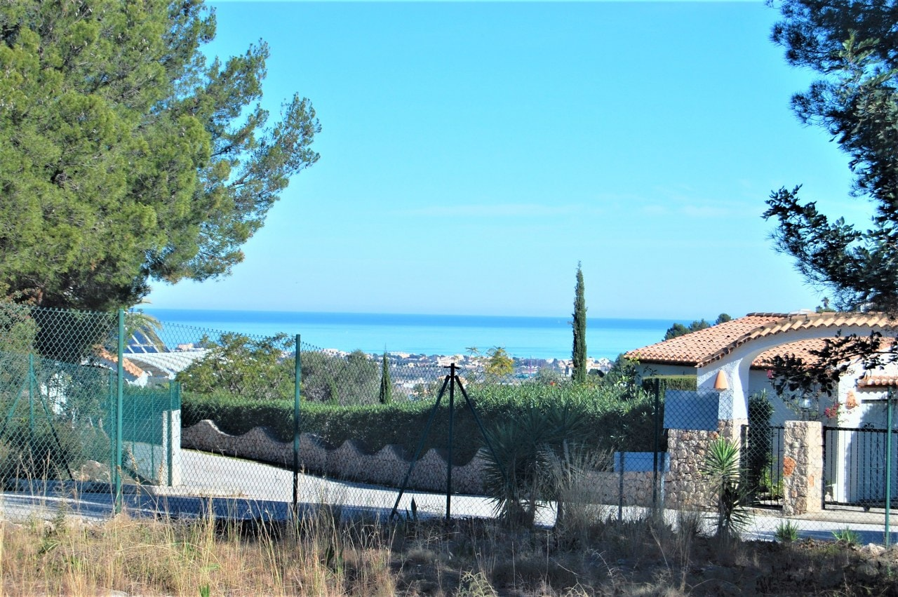 Plot for sale Monte Pego