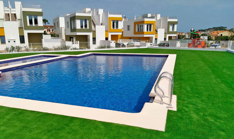 Terraced in Denia