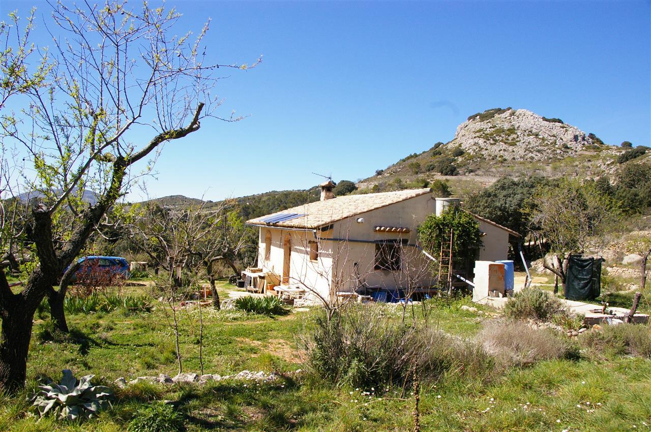 Finca in La Vall De Laguar