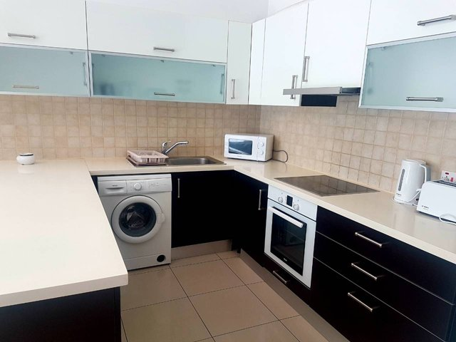 Ground Floor Flat in Germasoyia-Potamos