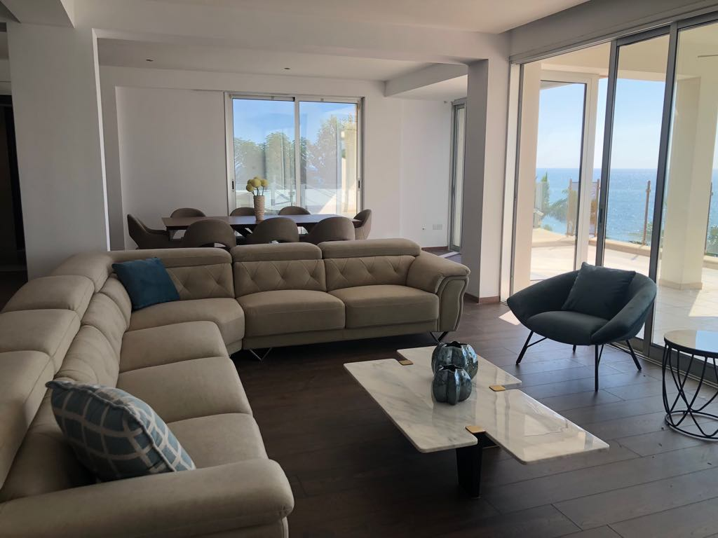 Apartment in Ayios Tykhonas