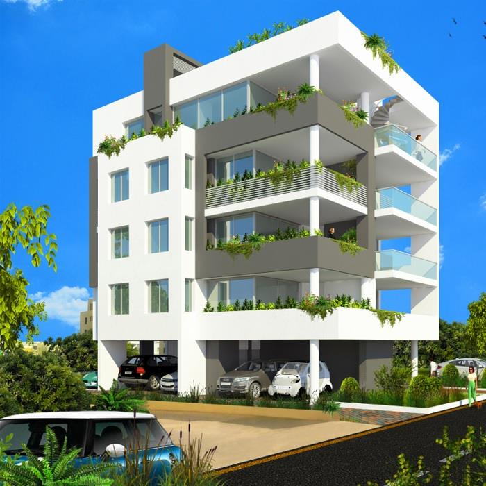 Apartment in Drosia
