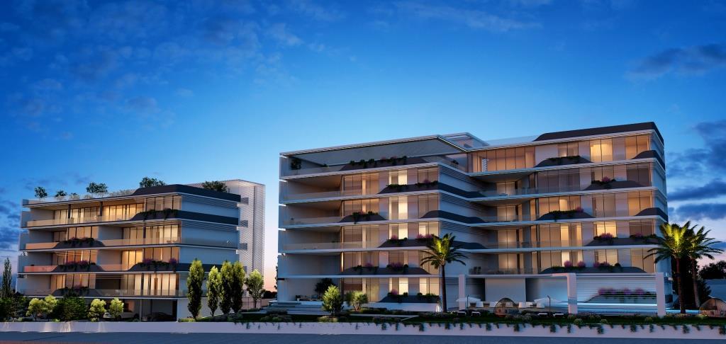 Duplex in Agios Tychonas