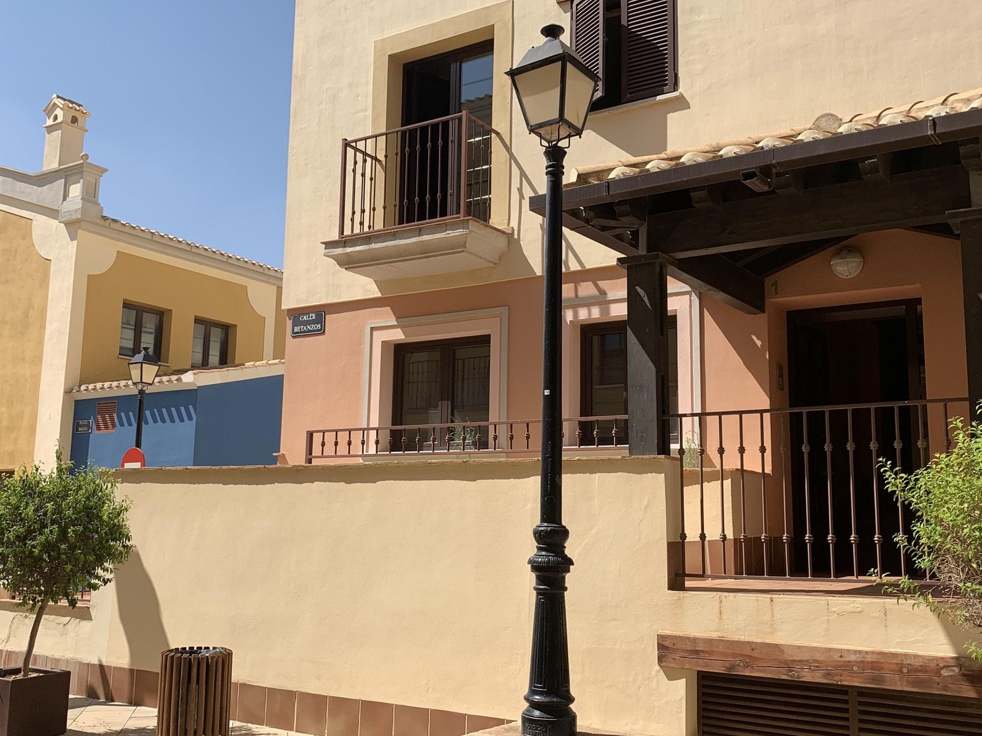 Apartment in Hacienda Del Alamo Golf Resort