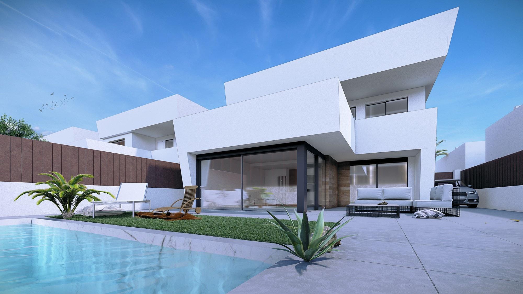 Villa in Roldan