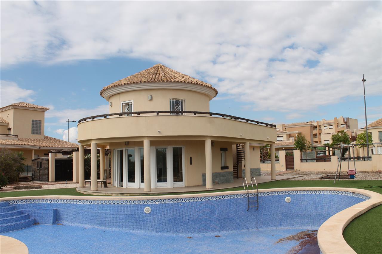 Villa in La Tercia
