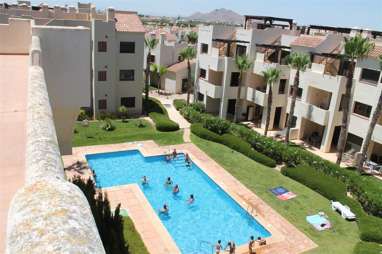Apartment in Roda Golf and Beach Resort (Murcia)