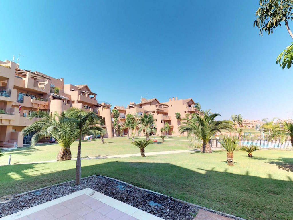 Apartment in Mar Menor Golf Resort, Torre Pacheco
