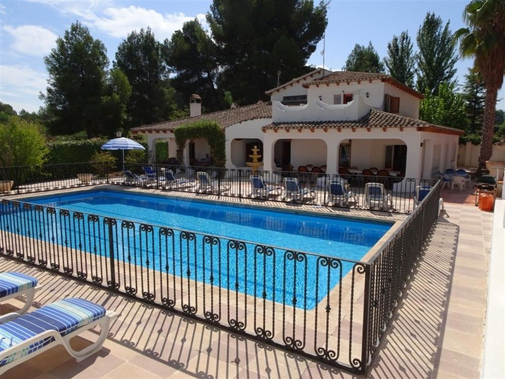 Villa in Castalla