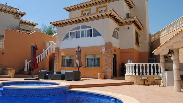Villa in Campoamor