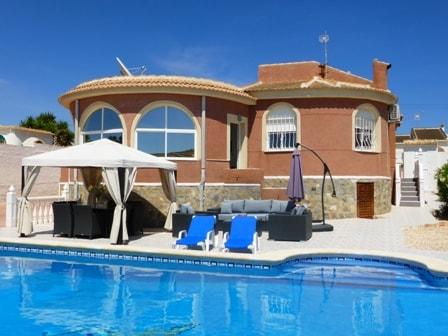 Villa in San Luis