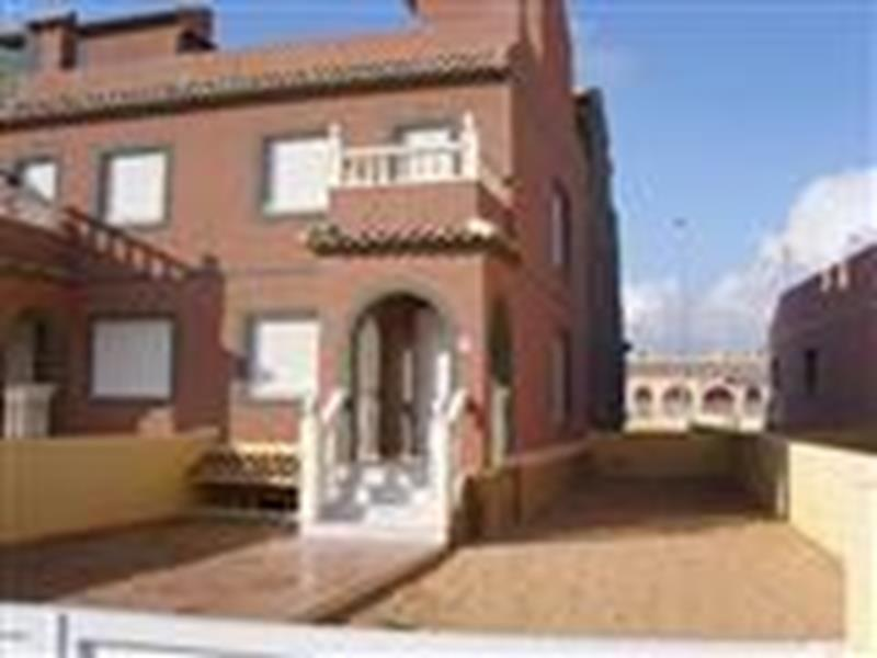 Corner Duplex/Villa for sale in Balsicas