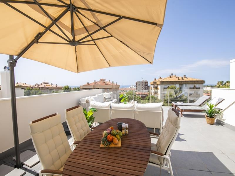 Apartment for sale Sitges