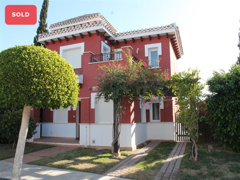 Villa in Mar Menor Golf Resort, Torre Pacheco