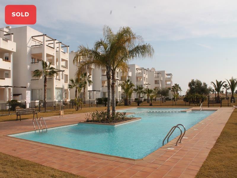 Apartment in LAS TERRAZAS DE LA TORRE