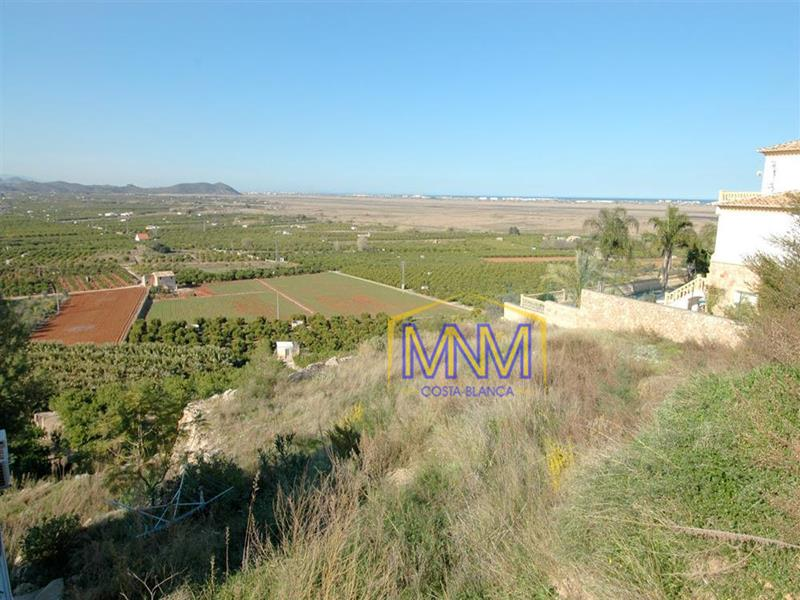 Plot for sale Pego Valley