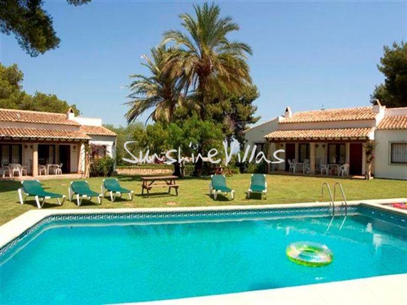 Semi Detached Villa for rent Javea