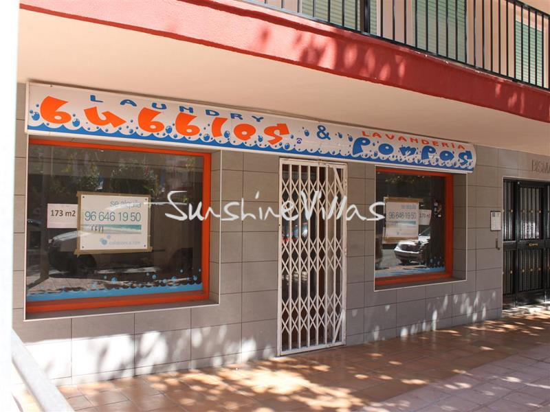 Business for rent Javea