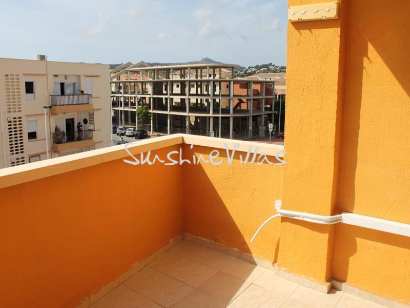 Apartment for rent Javea