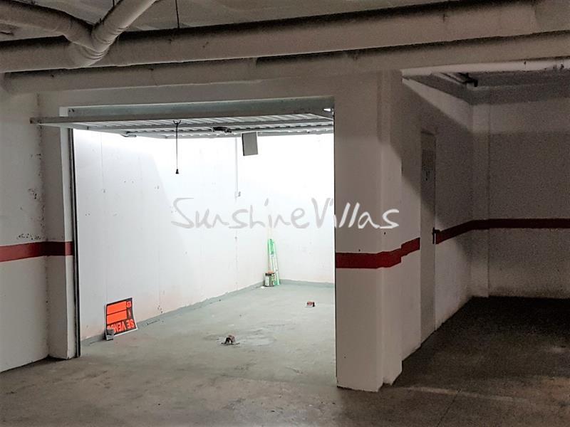 Garages (Parking) for sale Javea
