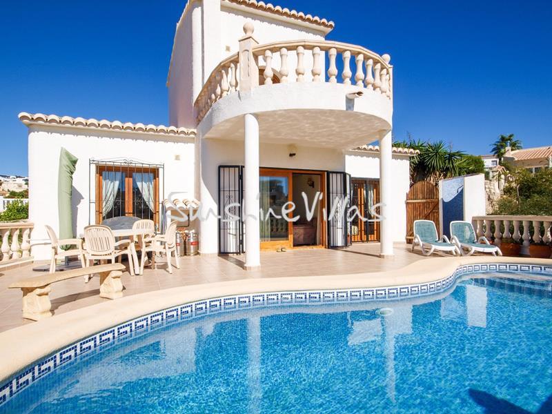 Detached villa for sale Benitachell