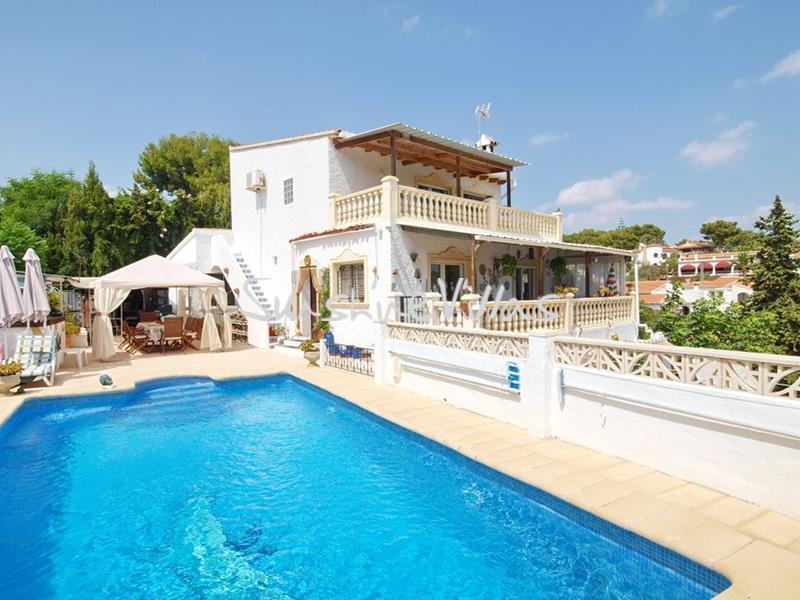 Detached villa for sale Benissa