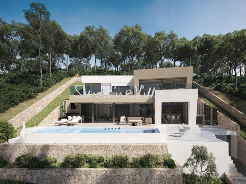 Detached villa for sale Javea