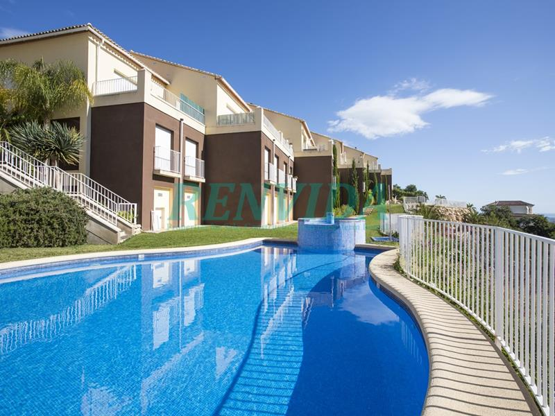 Townhouse for rent Pedreguer