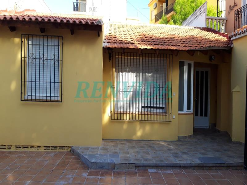 Townhouse for rent Denia