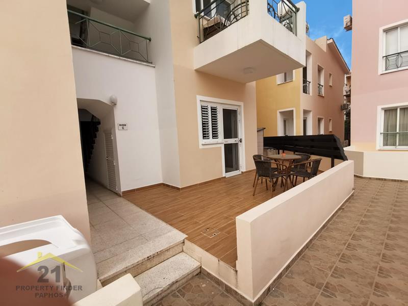 Apartment in Kato Paphos