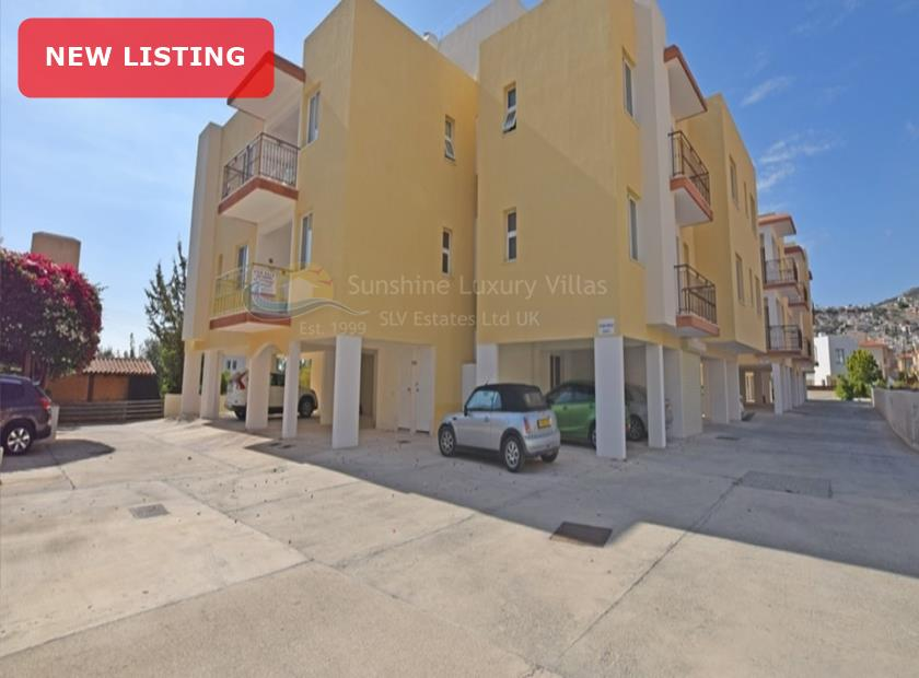 Apartment in Pegeia- St George