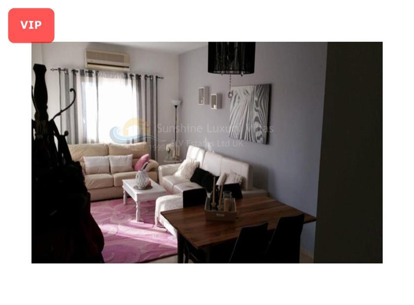 Apartment in Kato Polemidia