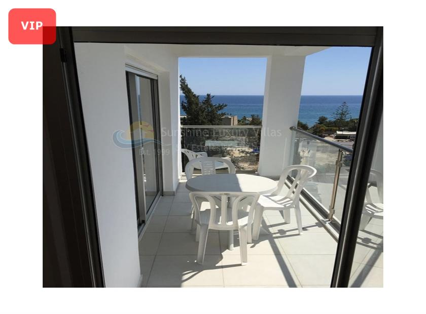 Apartment in Agios Tychonas