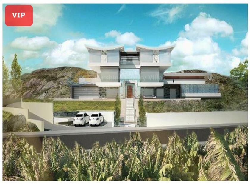 Detached Villa in Coral Bay