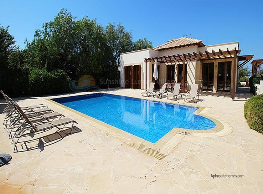 Detached Villa in Aphrodite Hills