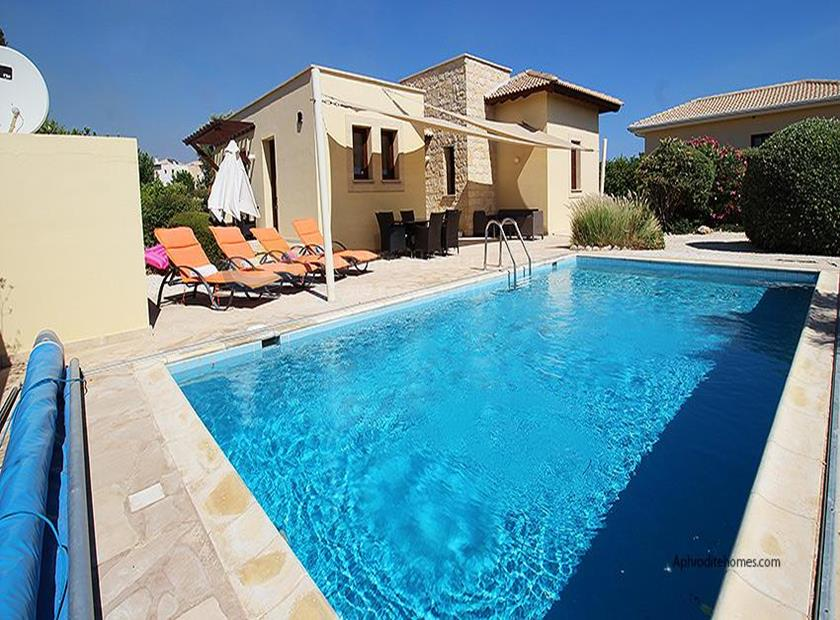 Detached Villa in Aphrodite Hills