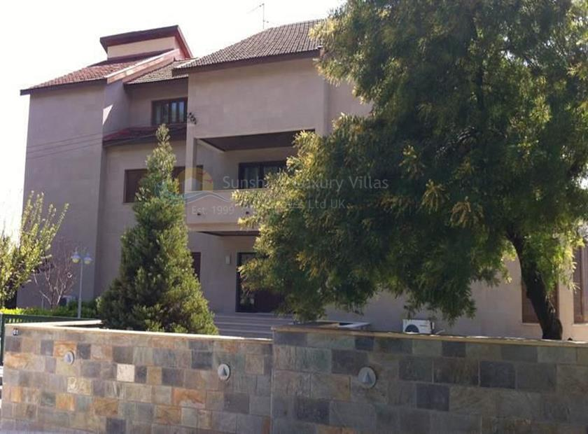 Villa/House in Moniatis