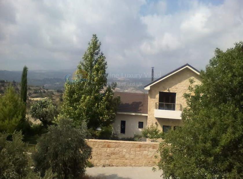 House in Kivides