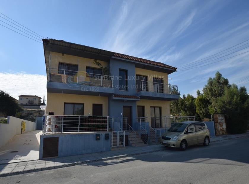 Apartment in Ypsonas