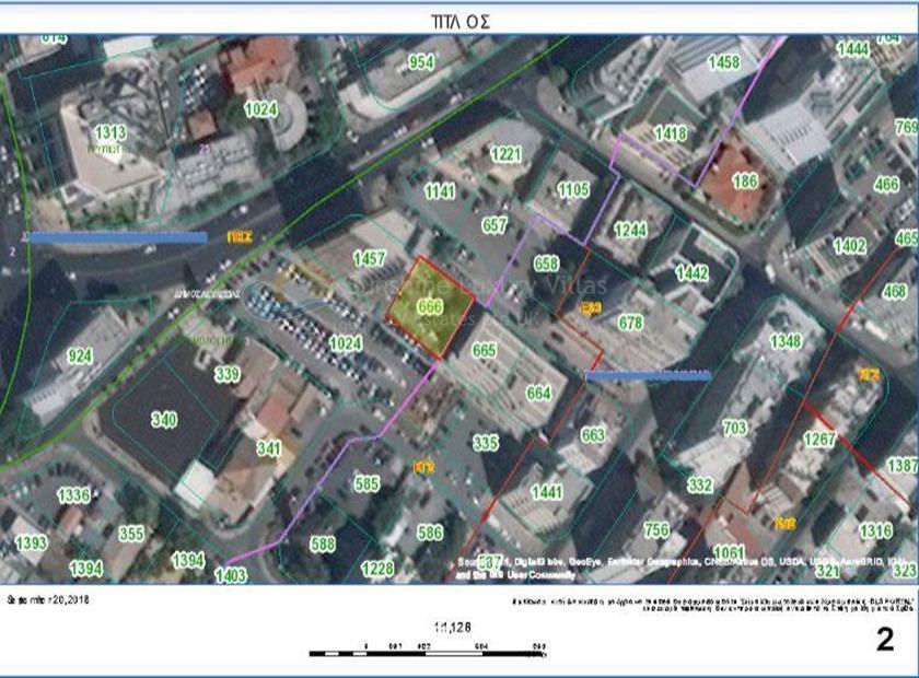 Building Plot in Nicosia centre