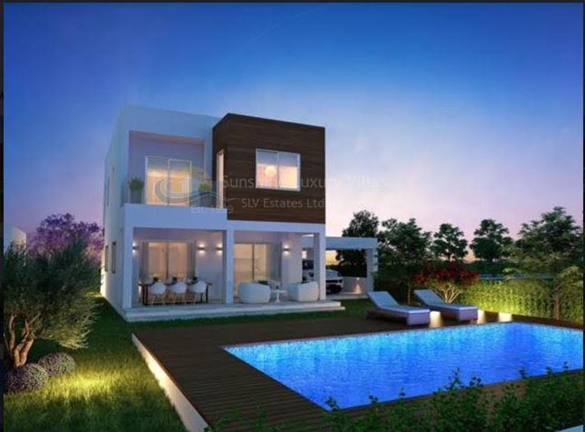 House in Parekklisia