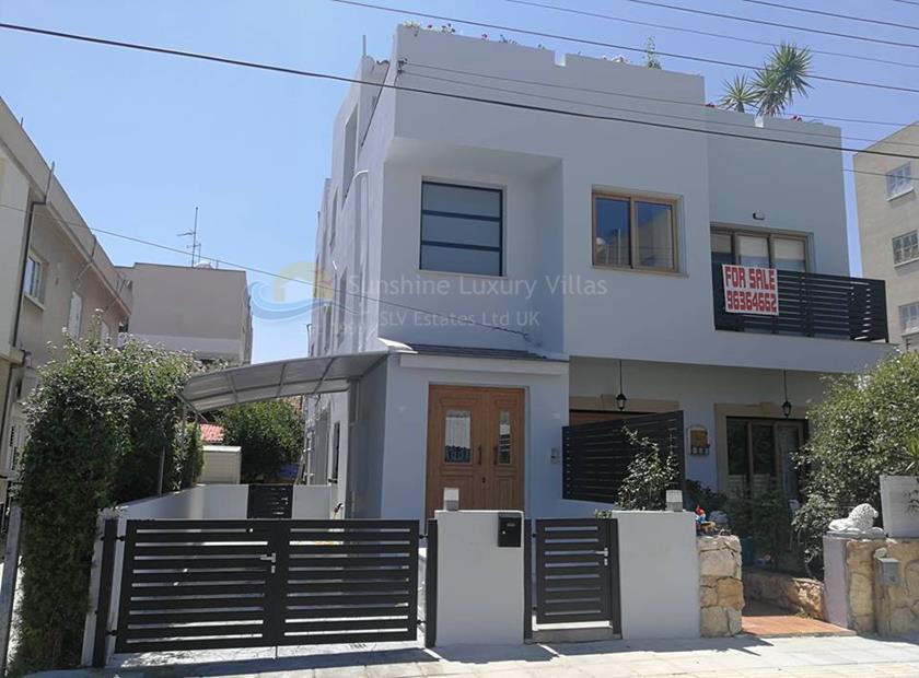 Villa/House in Nicosia, Engomi