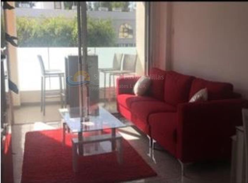 Apartment in Germasogeia